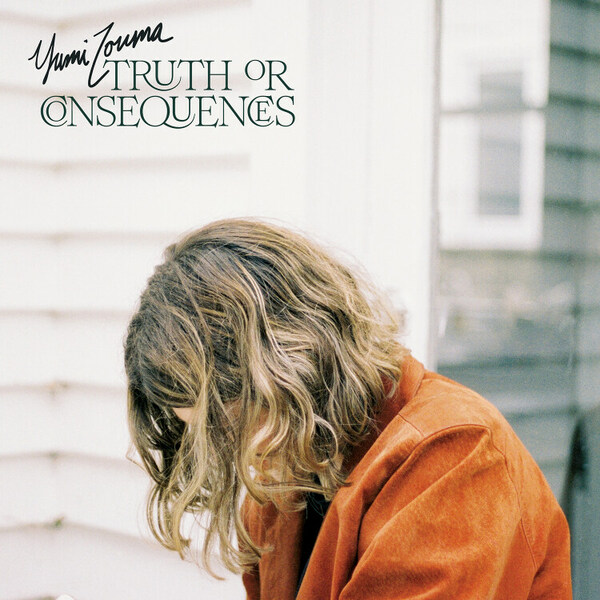 YUMI ZOUMA, truth or consequence cover