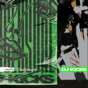 DISCLOSURE, dj kicks cover