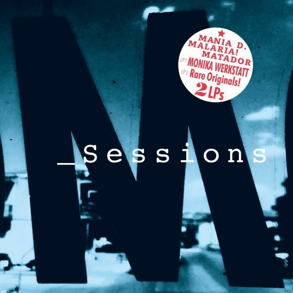 V/A, m_sessions cover
