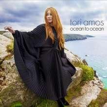 TORI AMOS, ocean to ocean cover