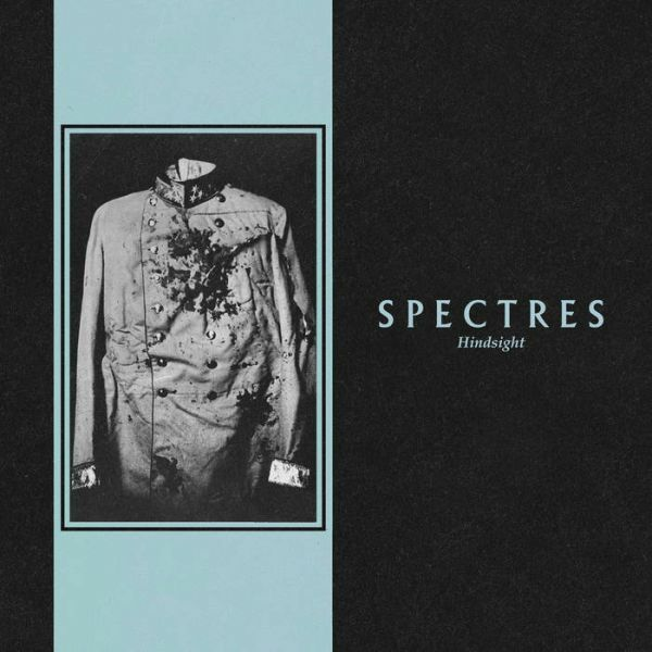 SPECTRES, hindsight cover