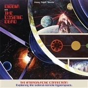 GIOBIA/THE COSMIC DEAD, the intergalactic connection cover