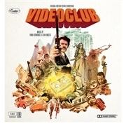 YANN KORNOWICZ & DAN AMOZIG, videoclub cover