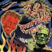V/A, creature cuts vol. 2 cover