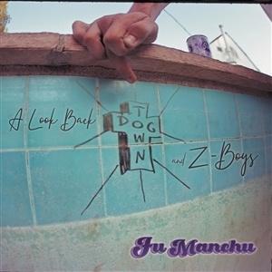 FU MANCHU, a look back: dogtown & z-boys (blue / green) cover
