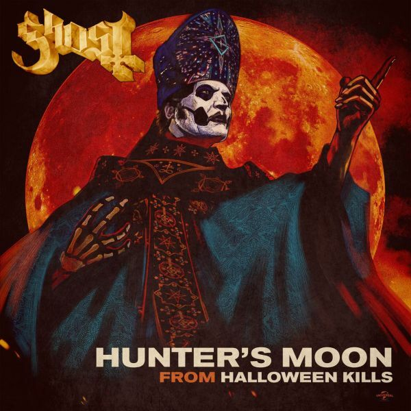 GHOST, hunter´s moon cover