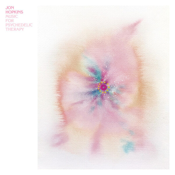 JON HOPKINS, music for psychedelic therapy cover