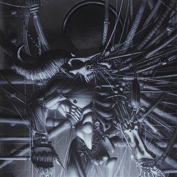 DANZIG, 5 - blackacidevil cover