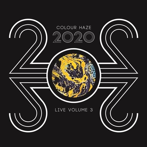 COLOUR HAZE, live 2020, vol.3 cover