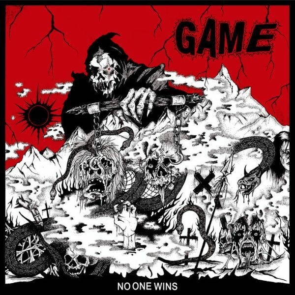 GAME, no one wins cover