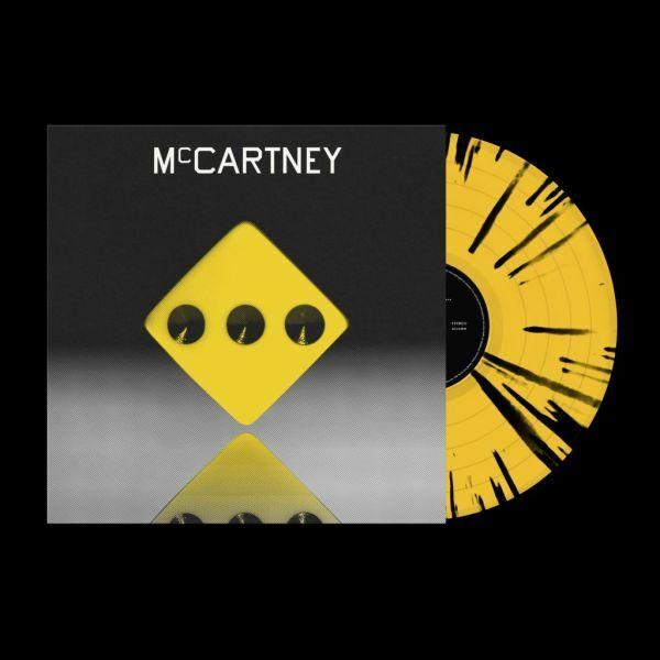 PAUL MCCARTNEY, mccartney III cover