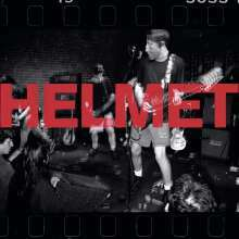 HELMET, live and rare cover
