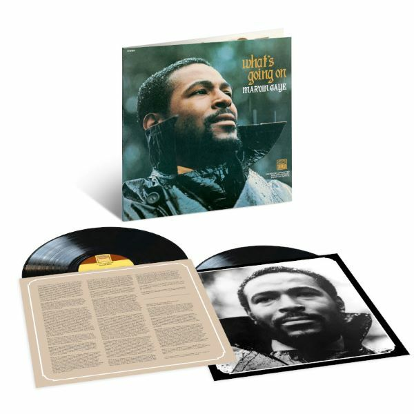 MARVIN GAYE, what´s going on (50th anniversary) cover
