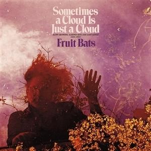 FRUIT BATS, sometimes a cloud is just a cloud cover