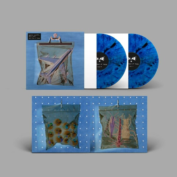 BLACK COUNTRY, NEW ROAD, ants from up there (blue vinyl) cover
