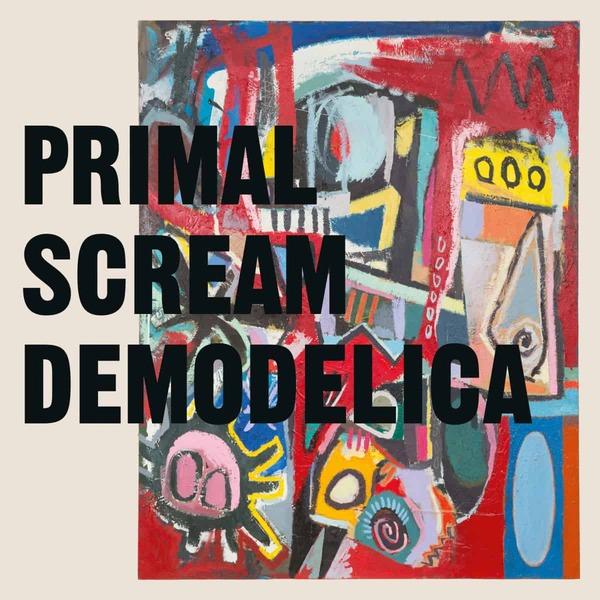 PRIMAL SCREAM, demodelica cover