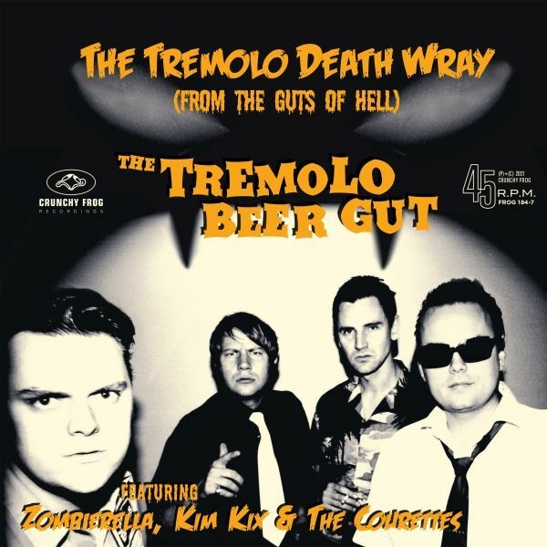 TREMOLO BEER GUT, the tremolo death wray (from the guts of hell) cover