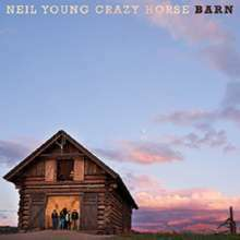 NEIL YOUNG & CRAZY HORSE, barn (deluxe edition) cover