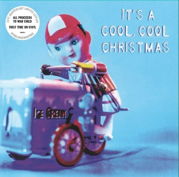 V/A, it´s a cool cool christmas cover