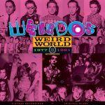 WEIRDOS, weird world cover