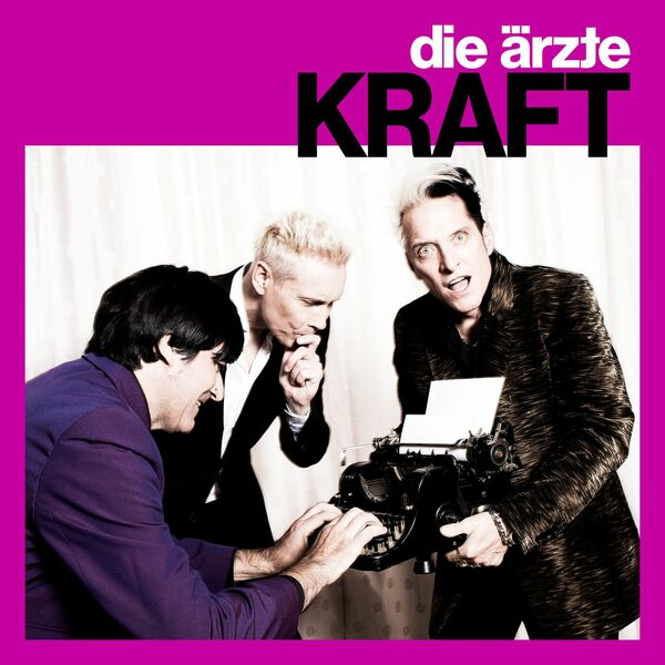 ÄRZTE, KRAFT cover