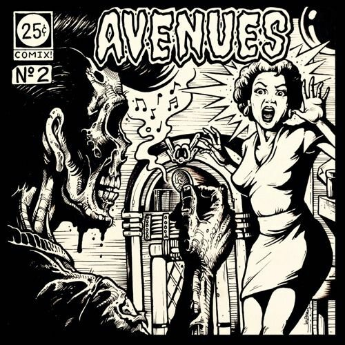 AVENUES, we´re all doomed cover