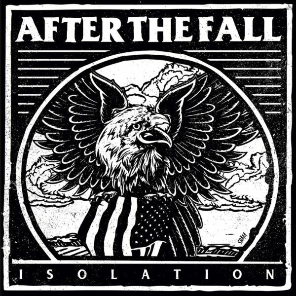 AFTER THE FALL, isolation / resignation cover