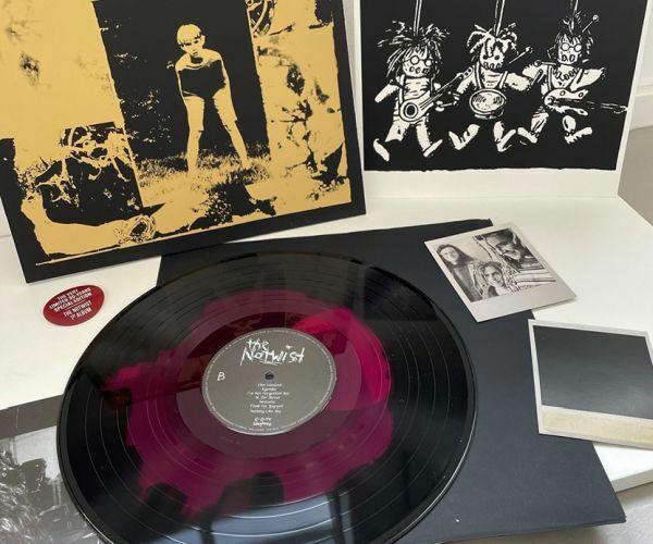 NOTWIST, s/t -30 years (flight13-exkl. violet-black vinyl) cover
