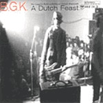 BGK, dutch feast cover
