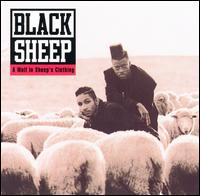 Cover BLACK SHEEP, a wolf in a sheep´s clothing
