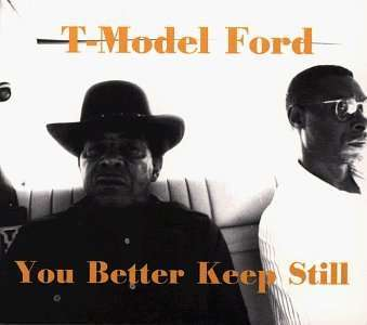 T-MODEL FORD, you better keep still cover