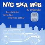 Cover V/A, nyc ska mob