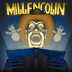 Cover MILLENCOLIN, melancholy collection