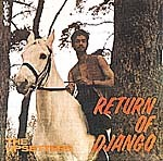 UPSETTERS, return of django cover
