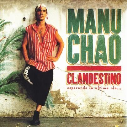 MANU CHAO, clandestino cover