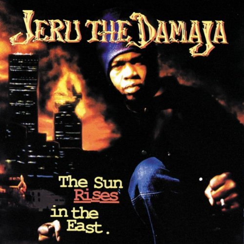 JERU THE DAMAJA, sun rises cover