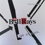 BELLRAYS, let it blast cover