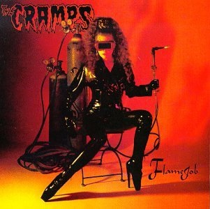 CRAMPS, flamejob cover