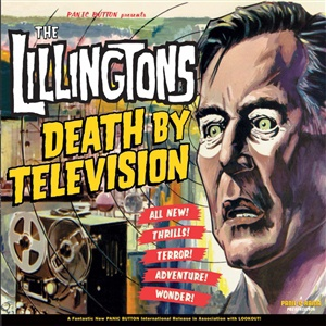 LILLINGTONS, death by television cover