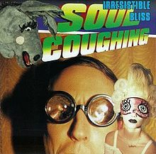 Cover SOUL COUGHING, irresistible bliss