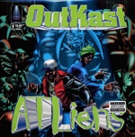 OUTKAST, atliens cover