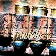 Cover FRANK BLACK & CATHOLICS, pistolero