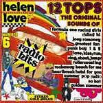 HELEN LOVE, radio hits vol. 1 cover