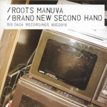 Cover ROOTS MANUVA, brand new 2nd hand