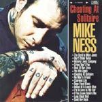 MIKE NESS, cheating at solitaire cover