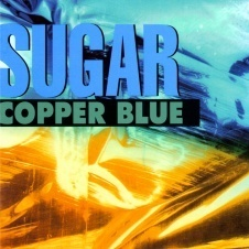 Cover SUGAR, copper blue / beaster