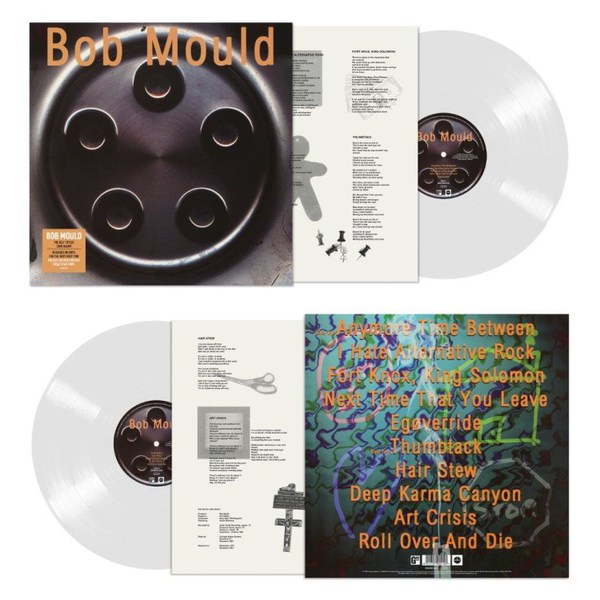 BOB MOULD, s/t (2020 edition) cover