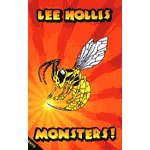 Cover LEE HOLLIS, monsters
