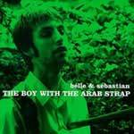 BELLE & SEBASTIAN, boy with the arab strap cover
