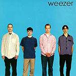 WEEZER, s/t (blaues album) cover